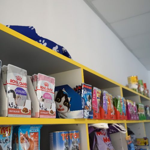 Pet shop si punct farmaceutic sector 4